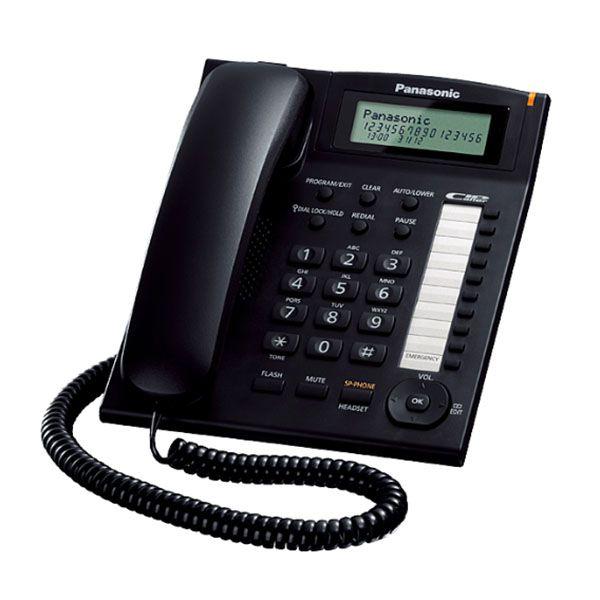 Panasonic KX-TS880 - черен